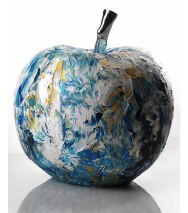 FIGURINE Pomme artistic 1