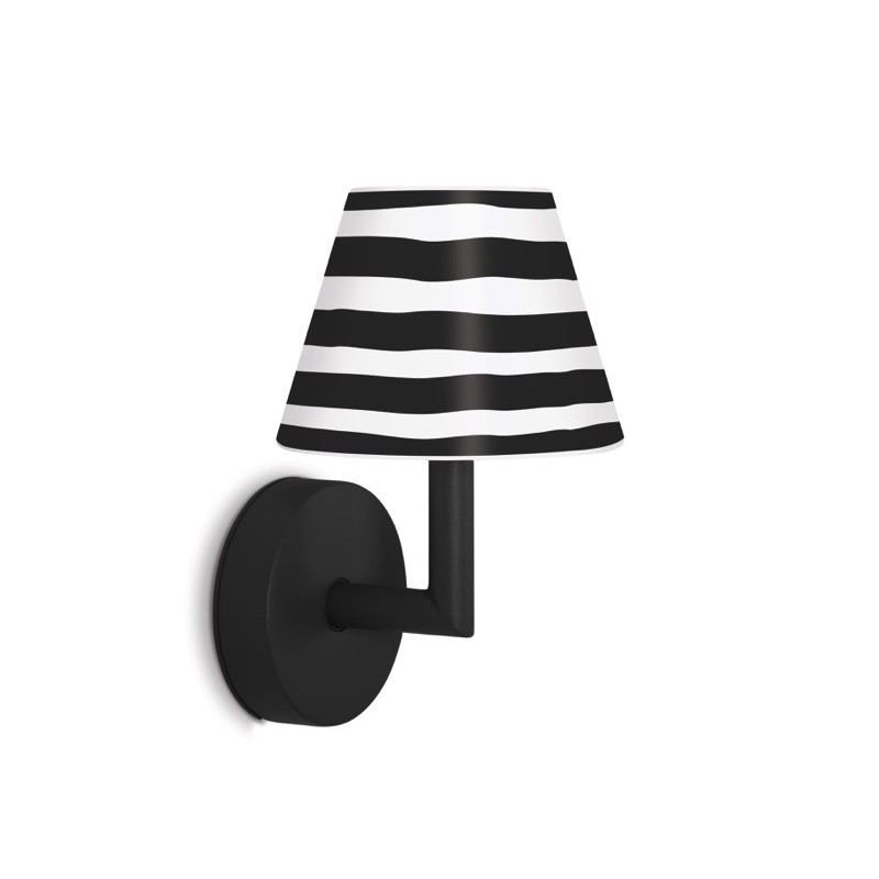 Lampe ADD THE WALLY anthracite