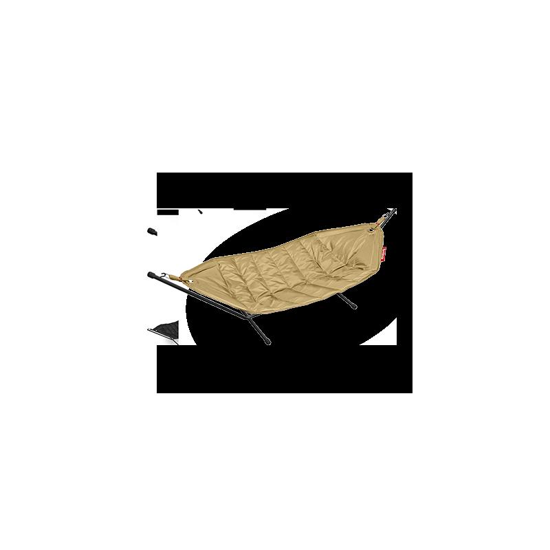 HEADDEMOCK HAMAC avec structure sable