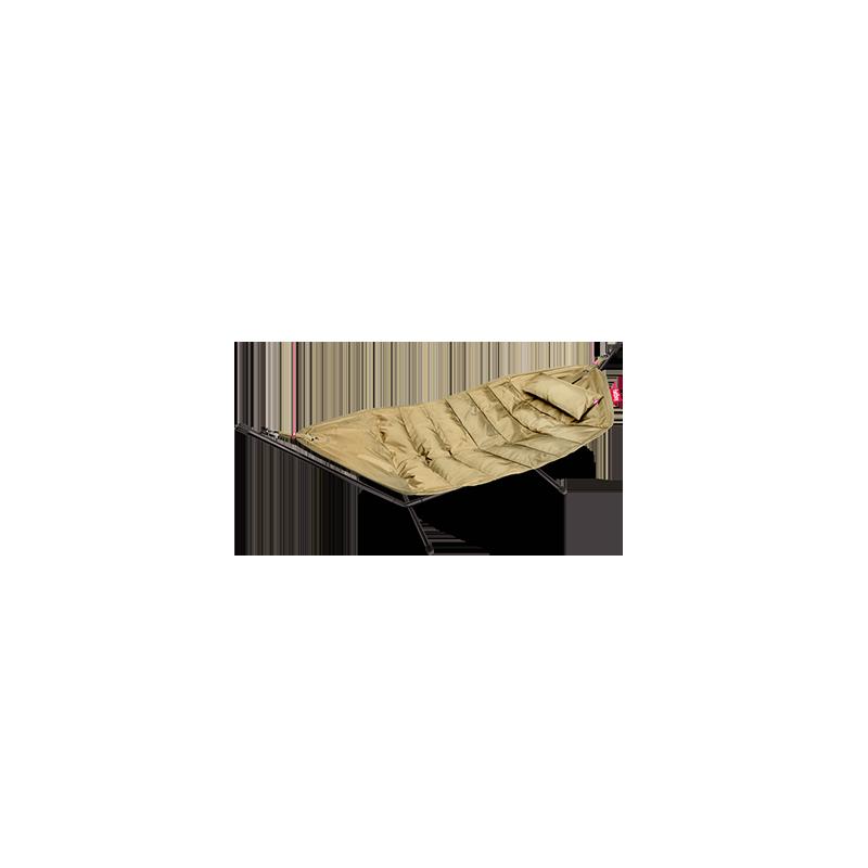 HEADDEMOCK HAMAC avec structure + coussin sable