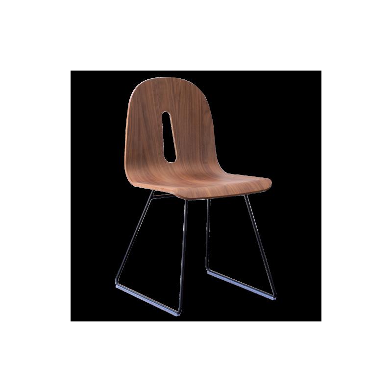 Chaise bois NUX _2