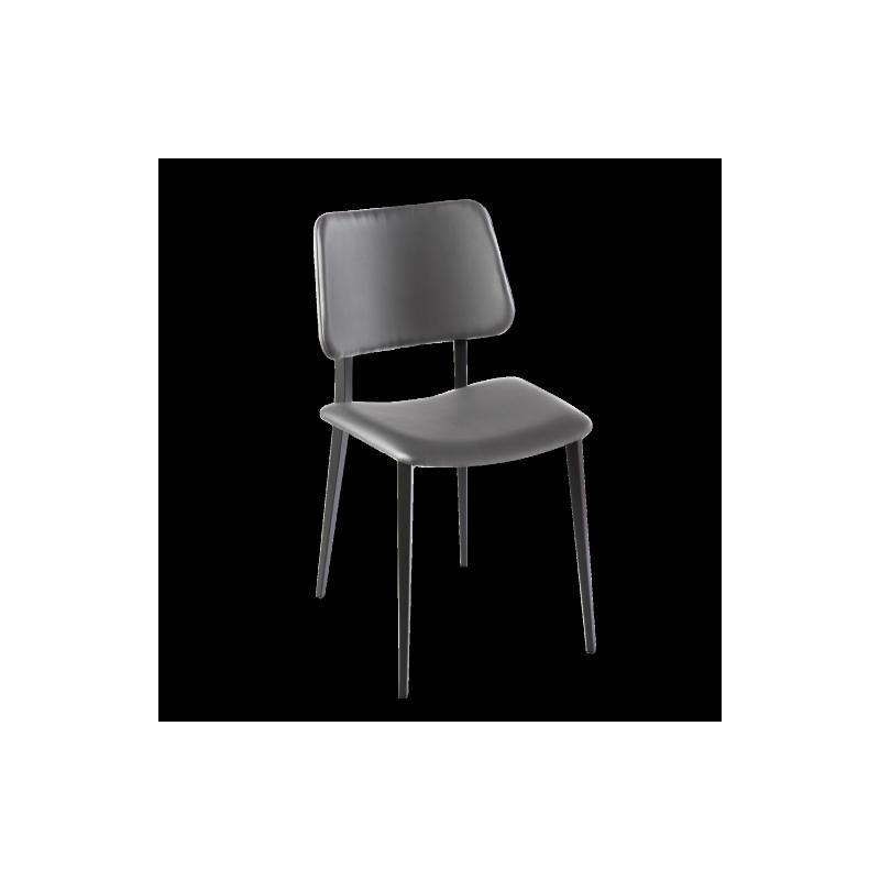 Chaise cuir LEONE_11