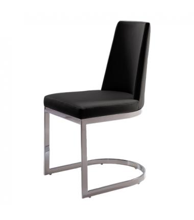 Chaise simili cuir CARMEN _2