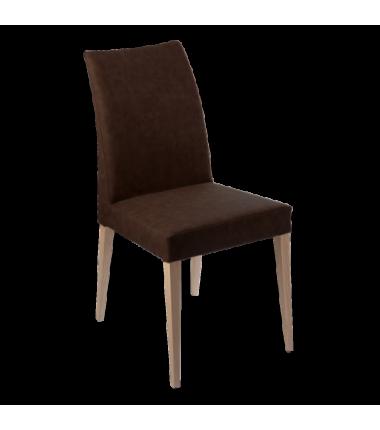 Chaise tissu 'écopelle vintage' GABIN_5