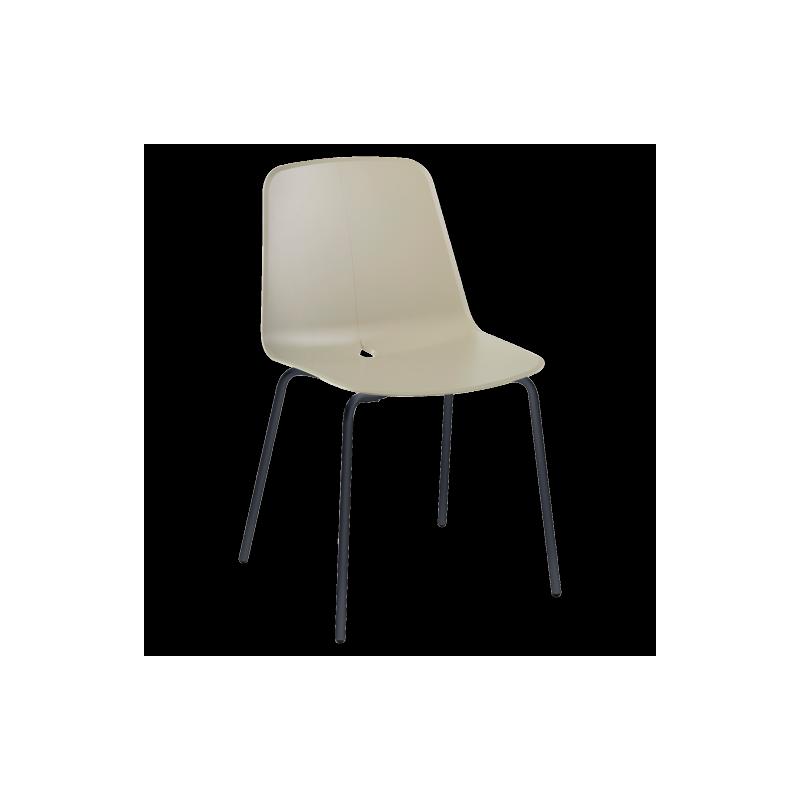 Chaise en polypropylène ANTALIA