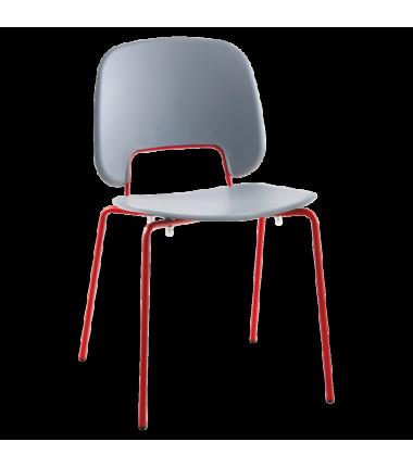 Chaise en polypropilène BRYCE