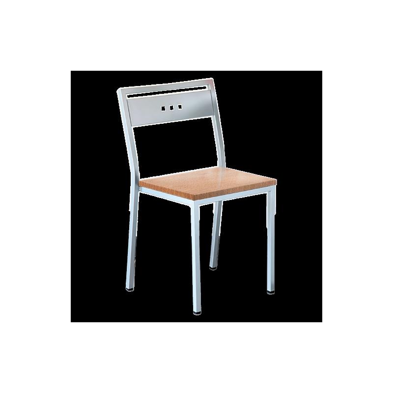 Chaise bois CUBIC hètre