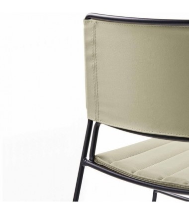 Chaise ELFI sable