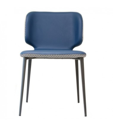 Chaise FLAP structure graphite