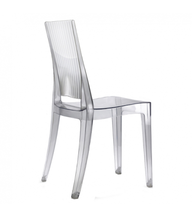 Chaise SCALA Transparent