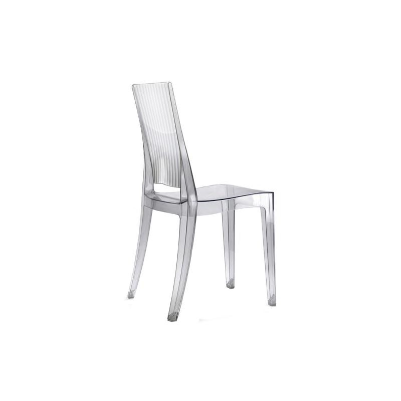 Chaise SCALA Transparent