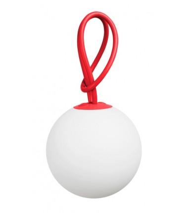 Lampe BOLLEKE red