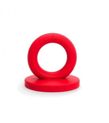 Crochet Magwel rouge