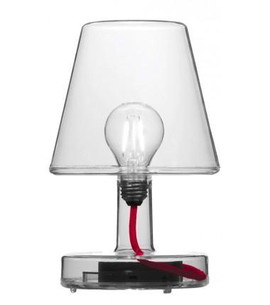 Lampe TRANSLOETJE transparent