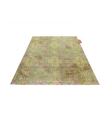 NON-FLYING CARPET - Small Persian lime