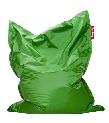 Pouf Original Nylon vert pelouse