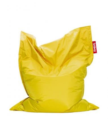 Pouf Original Nylon Yellow
