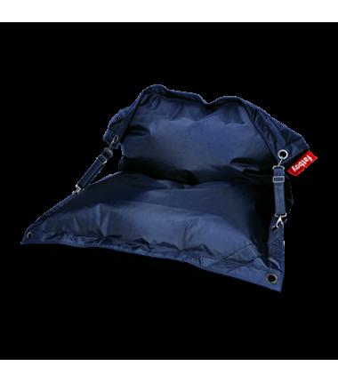 Pouf BUGGLE-UP bleu foncé