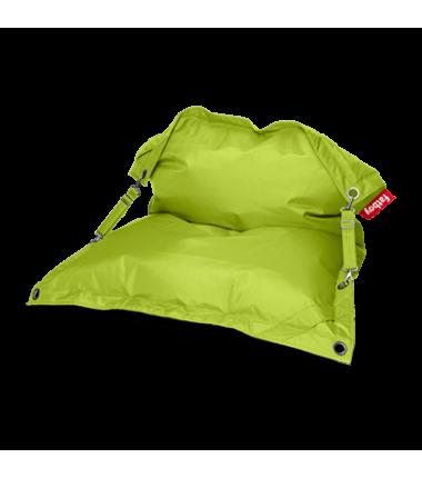 Pouf BUGGLE-UP vert citron