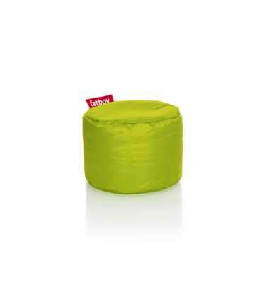 POINT NYLON POUF vert citron
