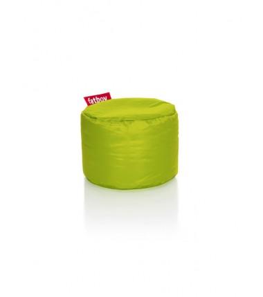 POINT NYLON POUF vert citron