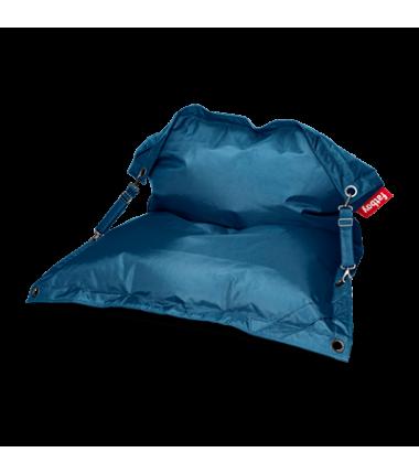Pouf BUGGLE-UP bleu electrique