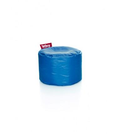 POINT NYLON POUF bleu