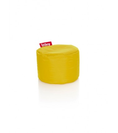 POINT NYLON POUF jaune