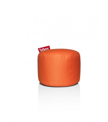 Pouf POINT STONEWASHED orange