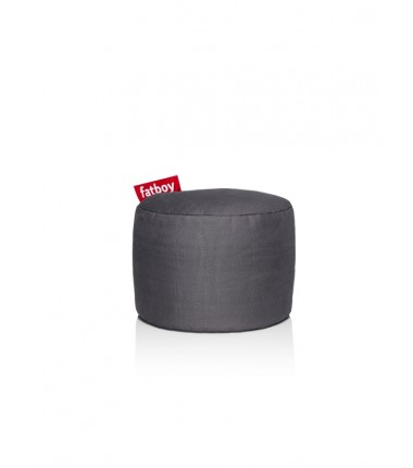 Pouf POINT STONEWASHED gris