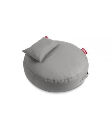 pouf PUPILLOW gris clair