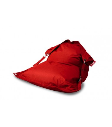 Pouf BUGGLE-UP OUTDOOR rouge