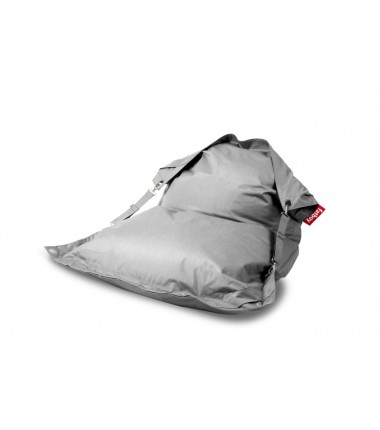 Pouf BUGGLE-UP OUTDOOR gris clair
