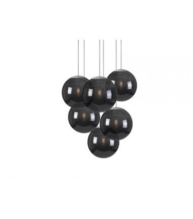 Lampe SPHEREMAKER 6 sphéres - Noir