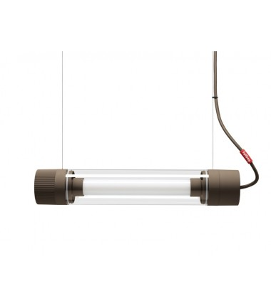 Lampe TJOEP SMALL taupe 2