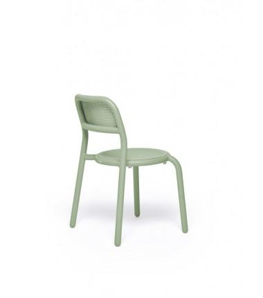 Chaise TONÍ CHAIR vert 1