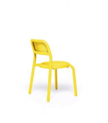 Chaise TONÍ CHAIR jaune 1