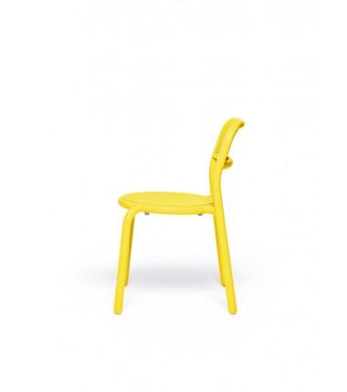 Chaise TONÍ CHAIR jaune 2