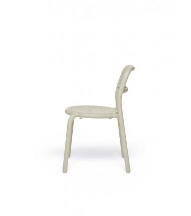Chaise TONÍ CHAIR marron 1