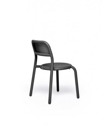 Chaise TONÍ CHAIR anthracite