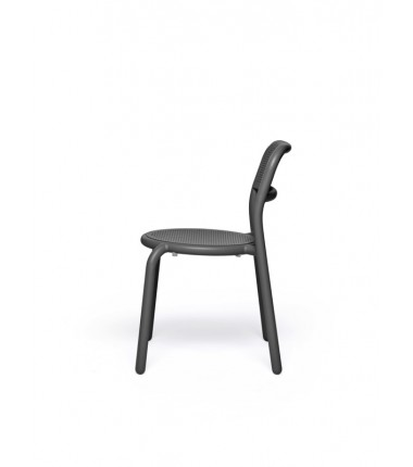 Chaise TONÍ CHAIR anthracite 1