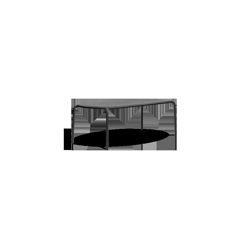 Table TONÍ TABLO anthracite