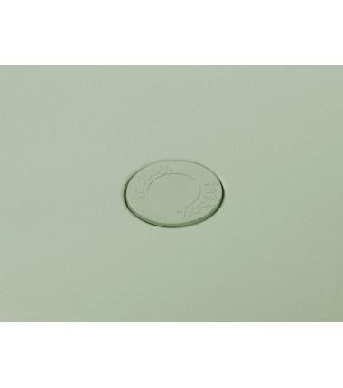 Table TONÍ BISTREAU vert 3